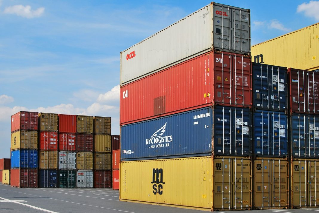 Export, container